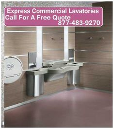 bradley bathroom accessories. The Express Series By Bradley Features An ADA And TAS Compliant Design That Can Service Multiple · Bathroom AccessoriesSinksCommercialSink Accessories
