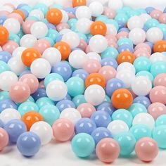 Cheap Toy Balls, Buy Directly from China Suppliers:7cm Plastic Pit Balls - 50pcs Safe Eco-friendly Children Play Pool Ball Toy, Longer Lasting for Infant Baby Toddler Kids Age Enjoy ✓Free Shipping Worldwide! ✓Limited Time Sale✓Easy Return. Soft Play Equipment, Play Pool, Cheap Toys, Funny Toys, Soft Plastic, Ocean Waves, Outdoor Fun, Funny Babies, Cool Toys