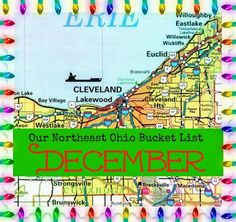 December in Northeast Ohio is OH so much fun and #HappyinCLE!