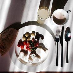 """☀️. #beyrouth #morning #lebanon #breakfast #love"" Photo taken by @bakchic_thelabel on Instagram"