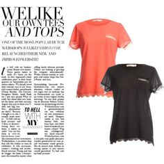 Designer Clothes, Shoes & Bags for Women Shirt Style, Tees, Polyvore, Mens Tops, T Shirt, Stuff To Buy, Shopping, Design, Women