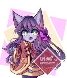 [Commission] Lulu~ by Nyamuh