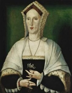 Excerpt: 'MARGARET POLE, Countess of Salisbury (1473-1541), was daughter of George Plantagenet, Duke of Clarence, by his wife Isabel, daughter of Warwick the Kingmaker. She was born at Castle Farley, near Bath, in August 1473, and was married by Henry VII to Sir Richard Pole, son of Sir Geoffrey Pole, whose wife, Edith St. John, was half-sister of the king's mother, Margaret Beaufort.'  The last Plantagenet, she was hideously executed May 27,1541.
