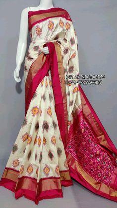 Amazing Science Facts, Ikkat Silk Sarees, Bollywood Saree, Pink Saree, Half Saree, Saree Wedding, Kimono Top, Sari, Tops