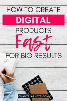 How to Create Digital Products Fast For Big Results Who has the time to keep pumping out high-value digital products? The challenge here is two-fold: you need high quantity AND high quality. If you really want to know how to create digital products fast, Digital Marketing Strategy, Business Marketing, Content Marketing, Affiliate Marketing, Online Marketing, Online Business, Business Tips, Etsy Business, Marketing Strategies