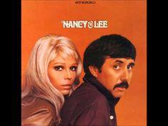 Nancy Sinatra and Lee Hazlewood...You've Lost That Lovin' Feeling.  Most bizarre version.