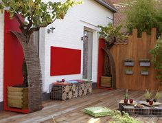 decoracion de jardines pequeños - Buscar con Google
