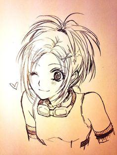 "Crunchyroll - Manga Artist Arina Tanemura Sketches ""Final Fantasy X"" Heroines"