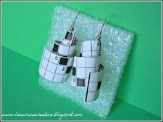 la cascina creativa: Bijoux di carta