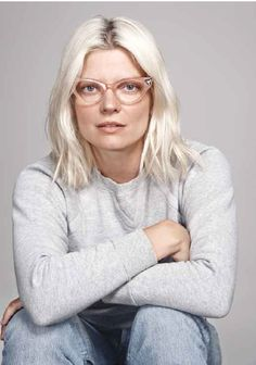 946760da3e1 Kate Young for Tura Women s Eyewear Optical Frame - Cat eye with triangle  stone K105 rose