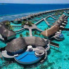 Ilha Maldivas..
