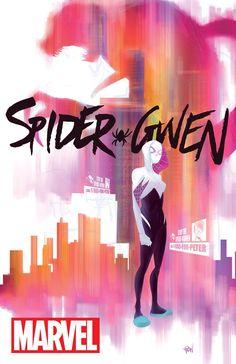 SPIDER-GWEN #1 Swing