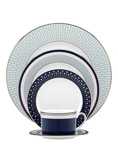 mercer drive five-piece place setting