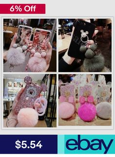 Apple Iphone 5, Cell Phone Cases, Iphone Cases, Unicorn Iphone Case, Samsung, Rabbit Fur, Cell Phone Accessories, Cute Girls, Bling