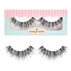 7bba3bea495 This is one of my favorites on House of Lashes: Temptress Wispy #Lashes  Wispy