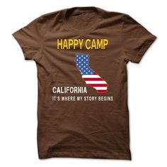 Happy Camp California Its Where My Story Begins T Shirt, Hoodie, Tee Shirts ==► Shopping Now!