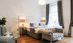 Groupon Edinburgh 1 Or 2 Nights For Two At Castle Apartment Suites