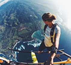 adventure, travel, and skydiving image Adventure Awaits, Adventure Travel, Life Adventure, Photo Zen, Kayak, Skydiving, Adventure Is Out There, Travel Goals, Plein Air