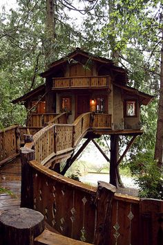 Exterior of Heidi Tree/guesthouse In the Trees, Away From It All - Slide Show - NYTimes.com
