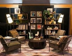 Leading home furnishings destination Crate and Barrel introduces The Listening Room. Featuring exclusive furniture and accessories, cutting edge audio equipment and a curated collection of iconic vinyl recordings. All of this through the brand's new partnership with Capitol Records. Celebrating music as it was meant to be heard, The Listening Room the perfect setting to enjoy the Capitol Records 75th Anniversary Collection. A limited release of 75 remastered vinyl recordings. The Listening…