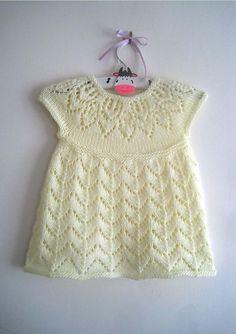 Ravelry: Polly Dress pattern by Suzie Sparkles