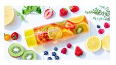 今夏ブームの予感ジュエリー級に美しいマイボトルが作れるフルーツインティーに注目