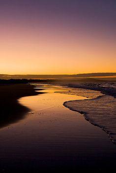 ~~The Long Road ~ sunset on the sunshine coast, Noosa Main Beach, Australia by Nicole Doyle~~