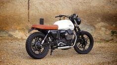 Moto Guzzi V7 by BAAK