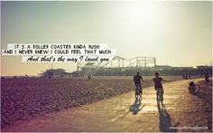 The Way I Loved You by Taylor Swift #quotes #lyrics