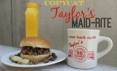 A Marshalltown favorite, brought to life in Rogers, AR. A little taste of home for us Iowans.