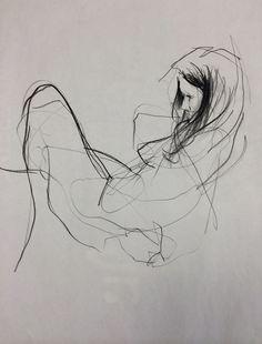 Life Drawing-Gesture | JOEL TIDEY
