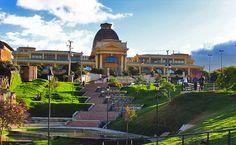 CC Plaza Real Tunja desde el Parque La Esperanza by Fabián Chibcha, via Flickr