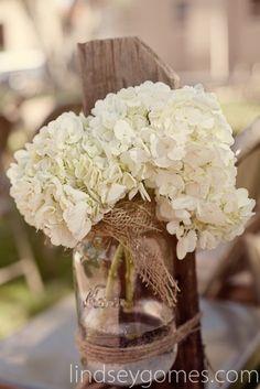 Ceremony Flower Option