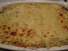 6 originele pompoengerechten - Hugh's lasagne met pompoen en venkel