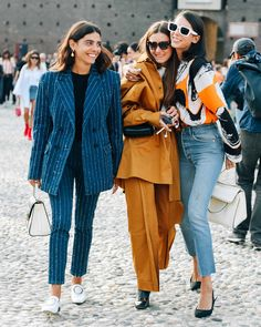 Milan Fashion Week Highlights #mfw