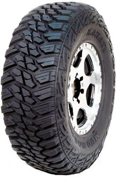 Greenball Kanati Mud Hog Tires - Mud Terrain Tire Reviews
