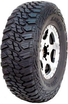 Greenball Kanati Mud Hog Tires - Mud Terrain Tire Reviews