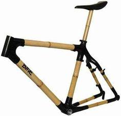 Vegan Vehicles: Bamboo Bike Rides the Path of Environmentalism