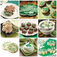 Shamrock-Shaped Recipes from Taste of Home