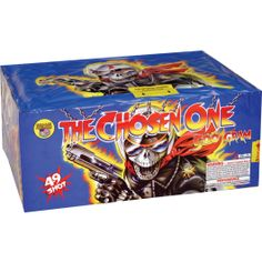 The Chosen One - Finale / Sprinkler Cakes - Wild Willy's Fireworks