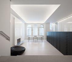 1100 Architects | Manhattan Triplex