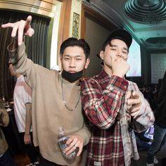 Crush and dean oppa    DΞΔN    dean    딘    club eskimo    kpop    zico    zion t    crush    taeyang    hyuk kwon     deanfluenza virus
