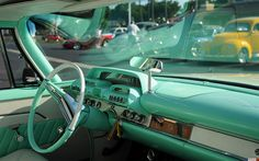 1960 DeSoto HT - customized - dash by Pat Durkin - Orange County, CA, via Flickr