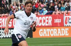 Wambach Named US Soccer Female Athlete of the Year