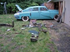 Image from http://www.barnfinds.com/wp-content/uploads/1948-tucker-barn-find-parts.jpg.