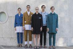 DITHMARCEL, ,Milano Fashion Week, 2016, F/W, Labo54 oltrelamoda, Roberta Cicchi, Fashion blog, designers, Fashionub Market, designers emergenti
