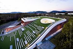 The Forum / D-LIM Architect / Roof Garden / South Korea