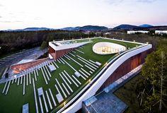 The Forum / D-LIM Architect / Roof Garden / South Korea
