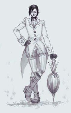 Mephisto commsn by kokoko-sir.deviantart.com on @DeviantArt