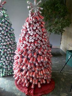 Tree for next year...love Coca-Cola Classic